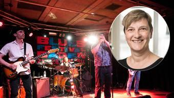 Die Copenhagen Slim Band aus Dänemark sorgte für einen gelungenen Festivalstart im Werkk.