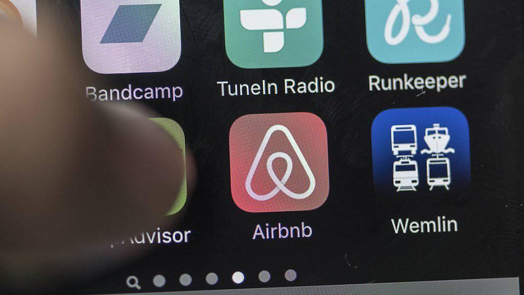 Airbnb plant Steuervereinbarungen mit 500 weiteren Städten. (Symbolbild)