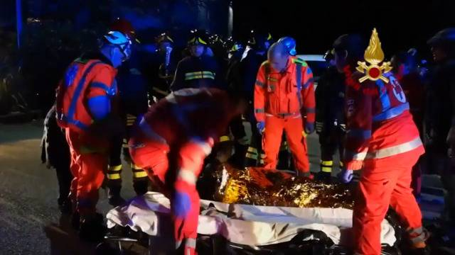 Sechs Tote bei Massenpanik in italienischer Disco