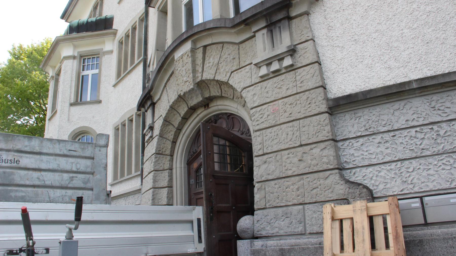 Eltern haben beim Kanton eine Beschwerde gegen die Oberstufe Rheineck eingereicht.