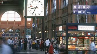 Auch Zürcher Hauptbahnhof betroffen