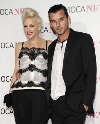 Gwen Stefani und ihr Ehemann