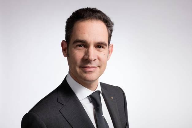 Hugues Hiltpold, FDP.
