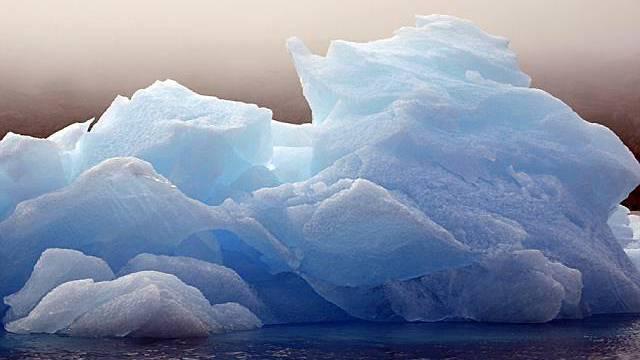 Eisberg in Grönland (Symbolbild)