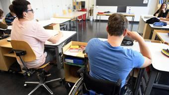 Im Kanton Zürich besuchten im Schuljahr 2016/17 insgesamt 3,89 Prozent aller Schüler eine Sonderschule. Eine schweizweite Statistik gibt es nicht.
