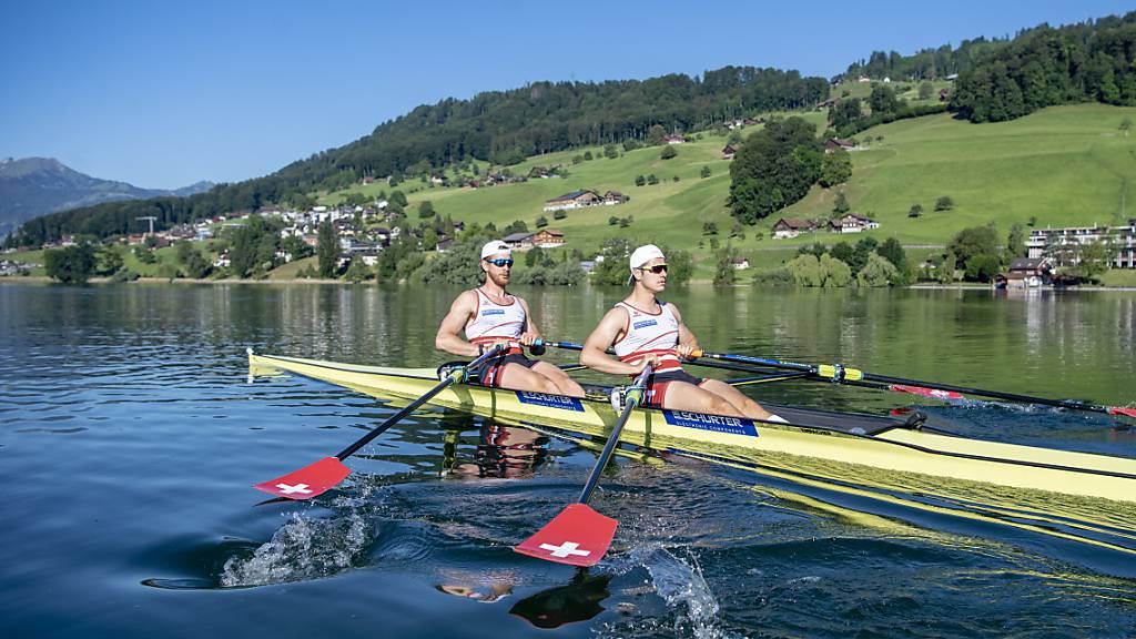 Das Positive überwiegt bei den Schweizer Ruderern