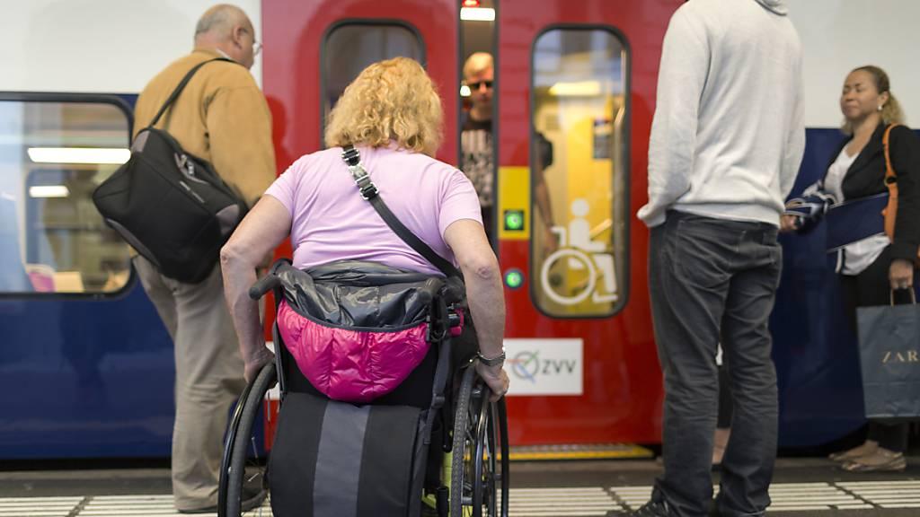Bundesrat ebnet Weg für behindertengerechteren ÖV