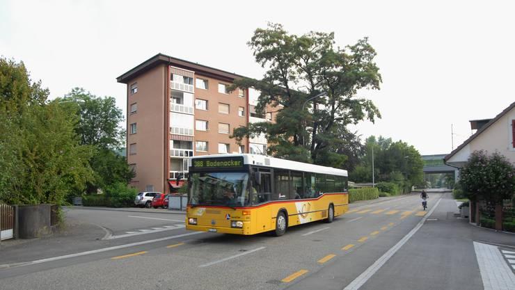 Bus in den Brugger Westen: Alles bleibt beim Alten. (Archiv/Walter Schwager)