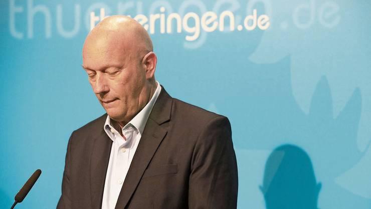 CDU und FDP besprechen weiteres Vorgehen nach umstrittener Ministerpräsidenten-Wahl.