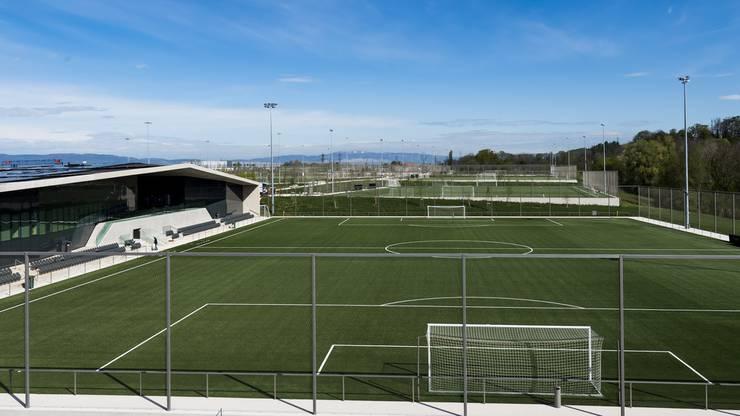 Neben dem Stadion wird ein Trainingscampus für zehn Millionen Franken angebracht.