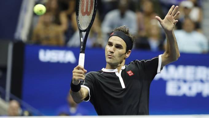 Mit 38 Jahren immer noch fit: Roger Federer