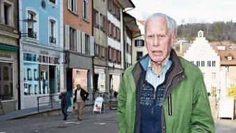 Werner Neuhaus sen. blieb stets aktiv.