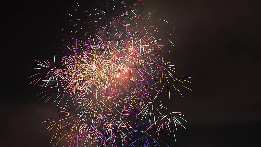 Das 1. -August-Feuerwerk ist bei vielen beliebt. Sie belasten allerdings Mensch und Umwelt. (Archivbild