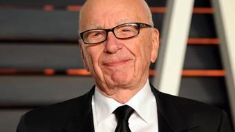Man ist so alt - pardon: jung -, wie man sich fühlt: Rupert Murdoch (in einer Aufnahme vom Februar dieses Jahres in Beverley Hills).