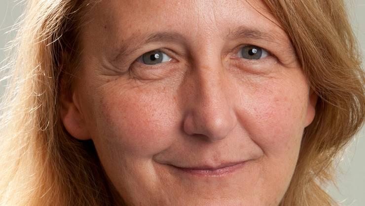 Brigitte Kissling, neue Präsidentin der SP-Stadt Olten.