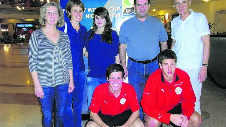 Familie Kamber