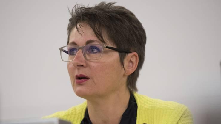 Franziska Roths Mitarbeiter haben mit Motivationsproblemen zu kämpfen.