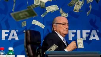 Jean-Pierre Méan hat 2014 gesagt, dass sich die Fifa unter Sepp Blatter (Bild) nicht reformieren kann.