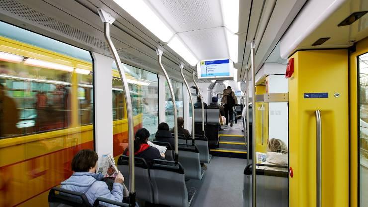 BLT transportiert mehr Passagiere
