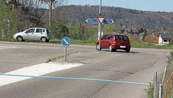 Eine Lichtsignalanlage soll die Verkehrssituation verbessern.