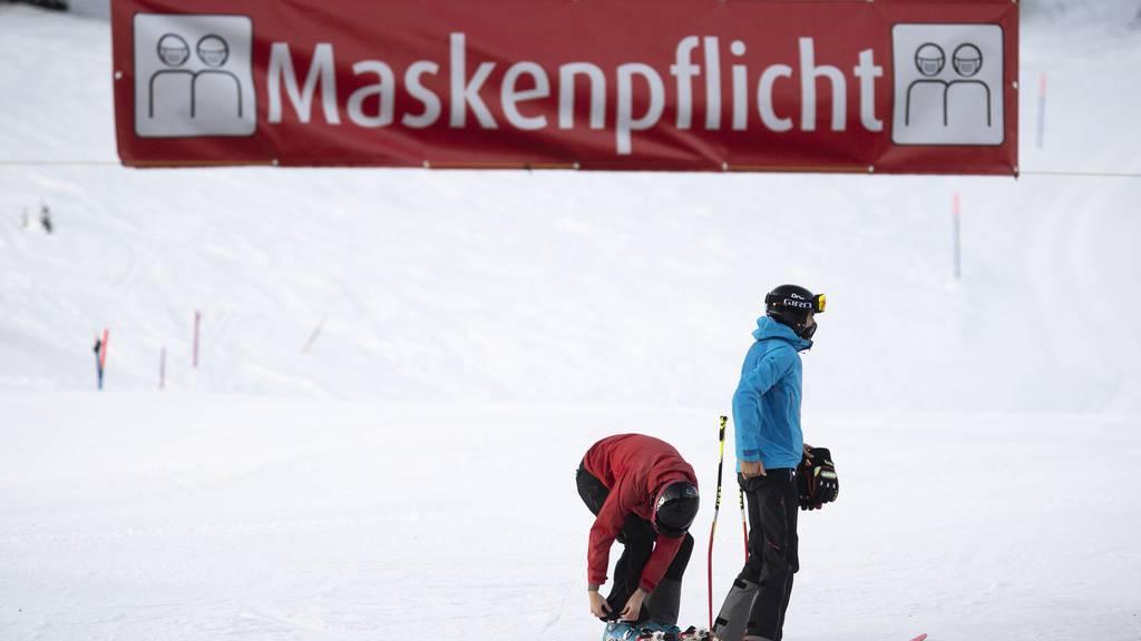 Ostschweizer Skigebiete mit Minus von rund 40 Prozent