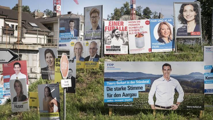Haben Sie beim Wahlkampf der Parteien aufgepasst?