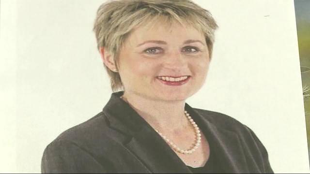 Unbekannte als SVP-Regierungsratskandidatin