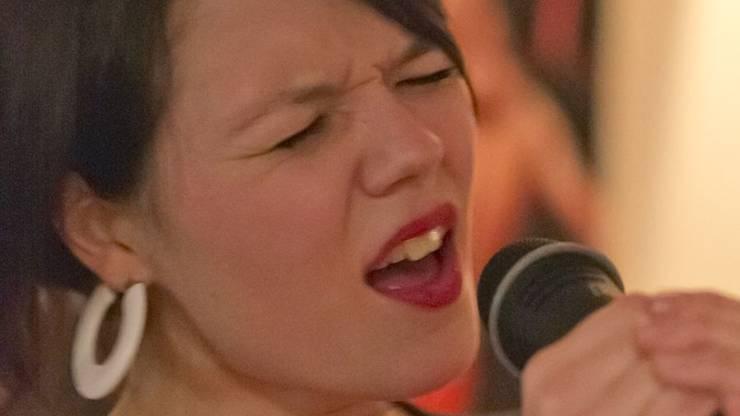 Die neue Morillo-Sängerin Aline Studer kommt aus Neuenhof