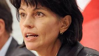 Bundespräsidentin Doris Leuthard (Archiv)