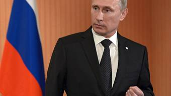 Laut Putin hat Kiew die Bringschuld für eine Deeskalation
