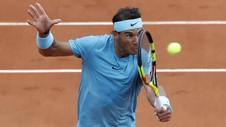 Rafael Nadal wurde in der 3. Runde nicht gefordert