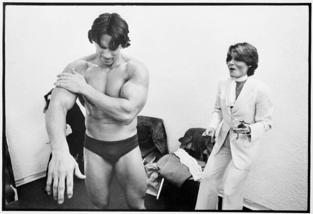 Der Bodybuilder 1976