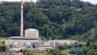 Das Berner Atomkraftwerk Mühleberg (Archiv)