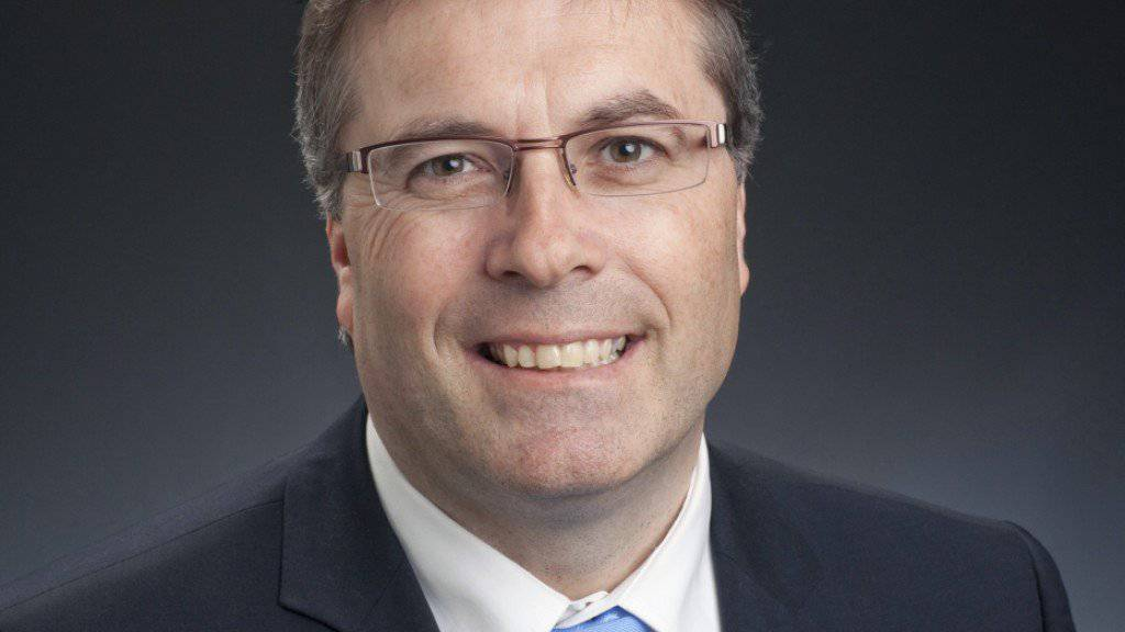 Walliser Staatsrat Jean-Michel Cina wird neuer SRG-Präsident