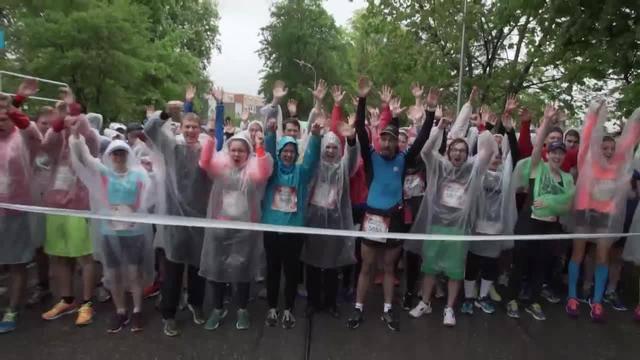 Wings for Life World Run in Olten - Spenden sammeln für Rückenmarksforschung