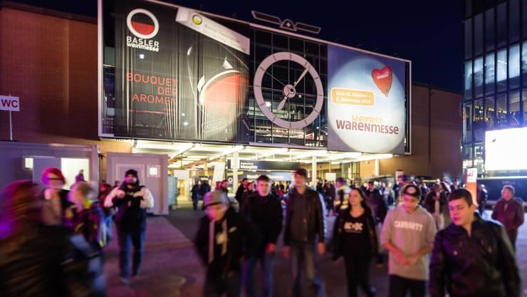 Herbstwarenmesse und Weinmesse fanden dieses Jahr erfolgreich zusammen in der Halle 2 statt.