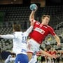 Nach dem Coronavirus-Unterbruch ist im Handball wieder Betrieb