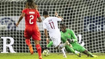Schweiz - Katar (14.11.2018)