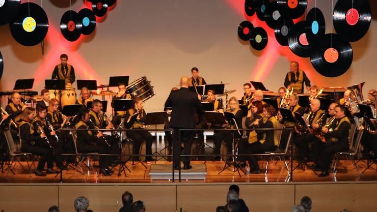 Musikgesellschaft Oensingen Frühlingskonzert 2019