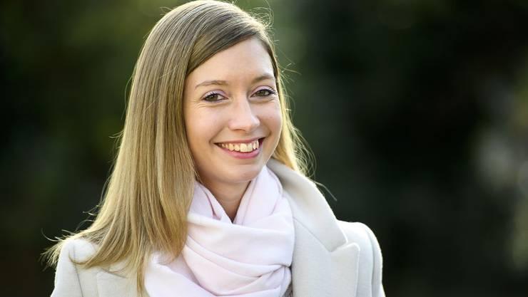Johanna Gapany.