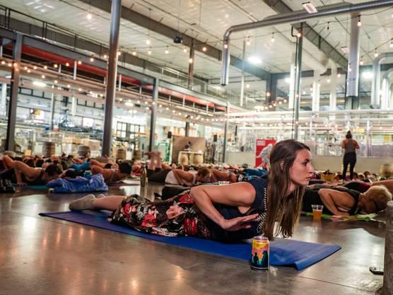 Yoga in der Bierbrauerei: Die jungen Zuzüger sorgen für neue Trends in Denver.