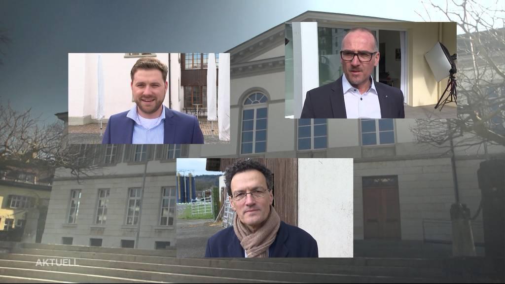3 abgewählte FDP-Grossräte wollen es nochmals wissen
