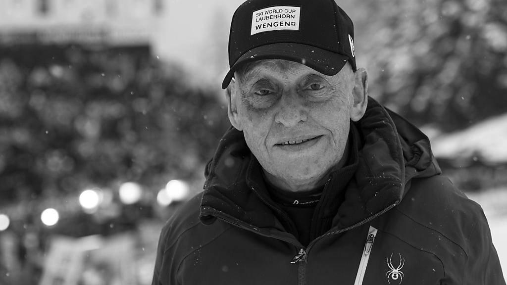 War von 1971 bis 2014 OK-Präsident der Lauberhornrennen: Viktor Gertsch (†74)