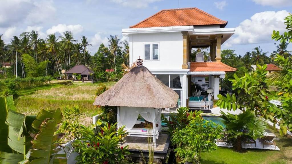 Rheintaler Familie vermietet Traumvilla auf Bali