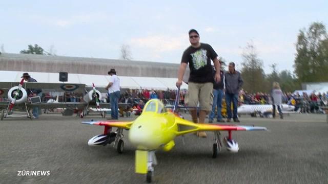 Modellflug-Piloten bangen um ihr Hobby