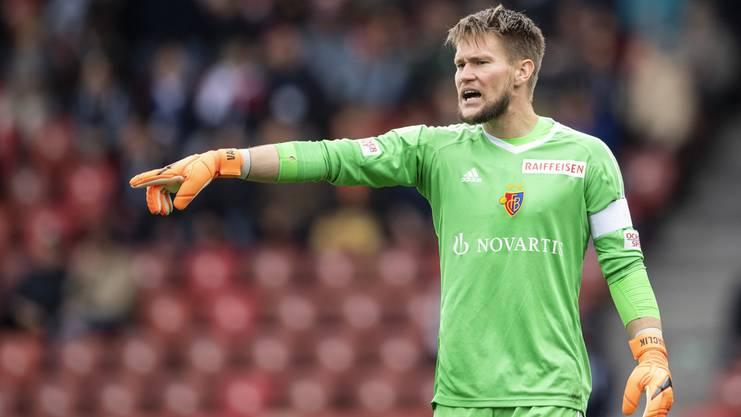 Verlässt Tomas Vaclik den FC Basel schon in den nächsten Tagen?