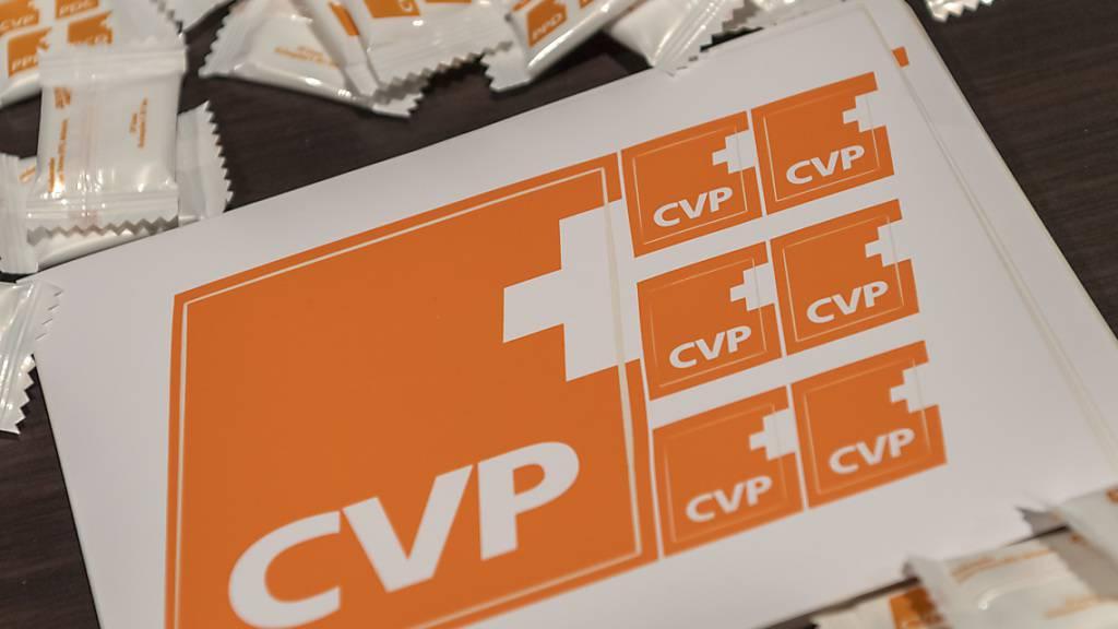In der CVP Schweiz wird derzeit über einen neuen Parteinamen diskutiert. (Symbolbild)