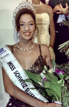 Miss Schweiz 1996
