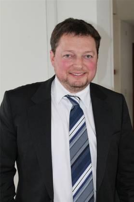 Beruf oder Regierung? Rolf Richterich.