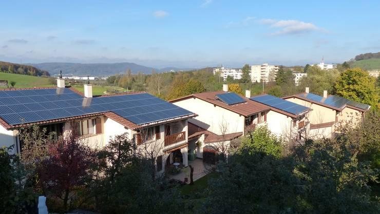 er Solarboom in Frenkendorf hat die Gemeinde in finazielle Schwierigkeiten gebracht.